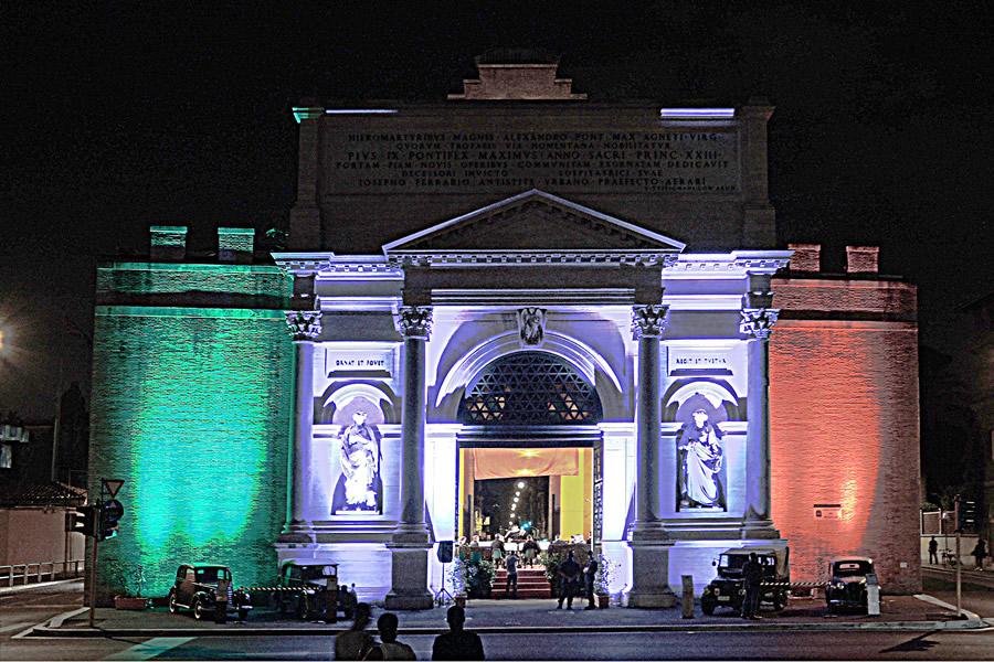 """MUSEO STORICO DEI BERSAGLIERI vuole ricordare la famosa """"breccia di Porta Pia"""""""