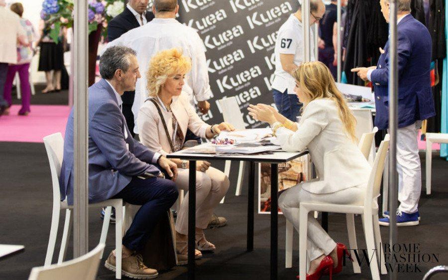 la manifestazione di punta del fashion italiano lancia il nuovo sito web