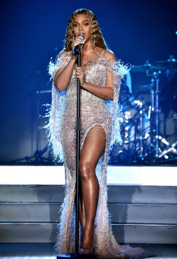 beyonce wears ralph & russo couture