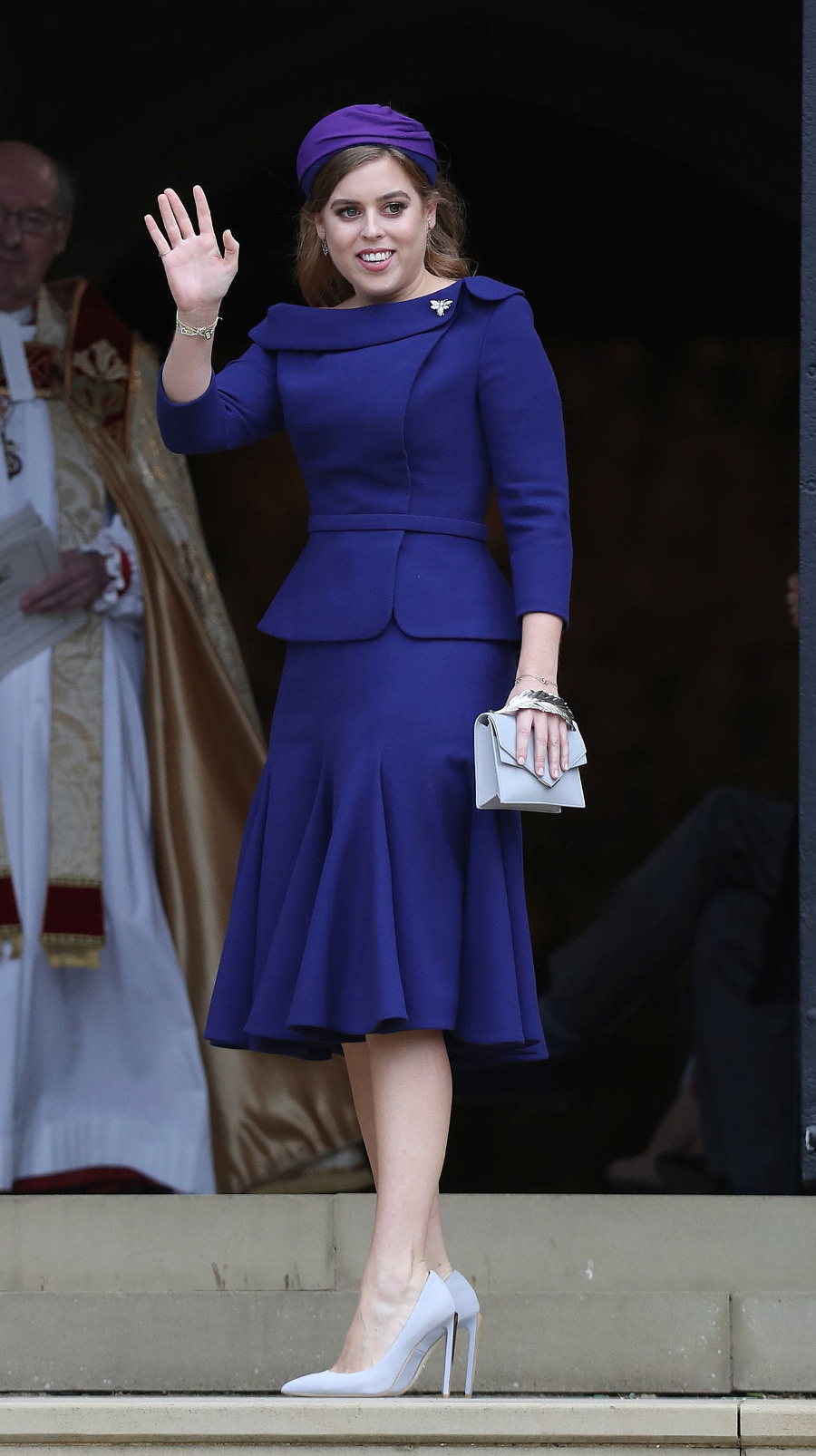 princess beatrice wears ralph & russo