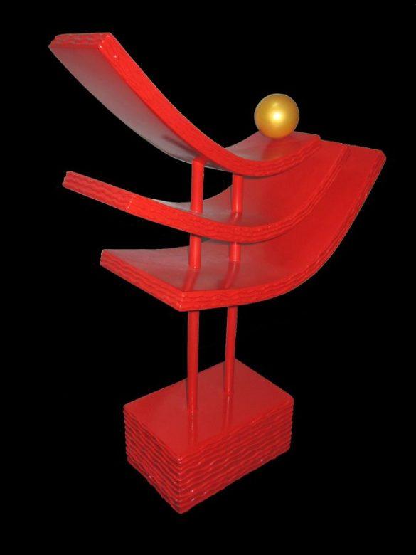 Sculpture  by Jenny Shih