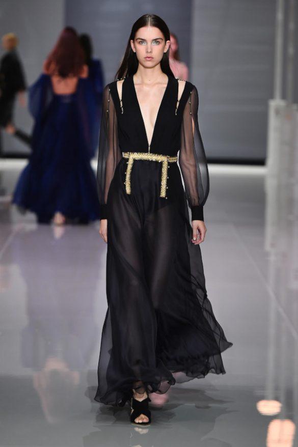 eva herzigova wears ralph russo