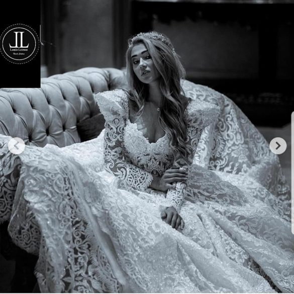 amia latrous has been named the most famous designer of haute couture in tunisia