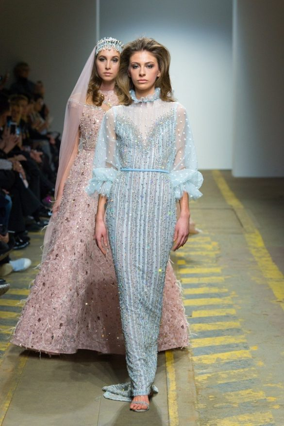 INTERNATIONAL COUTURE PRESENTS AT ALTAROMA FASHION HUB THAHER BAQER