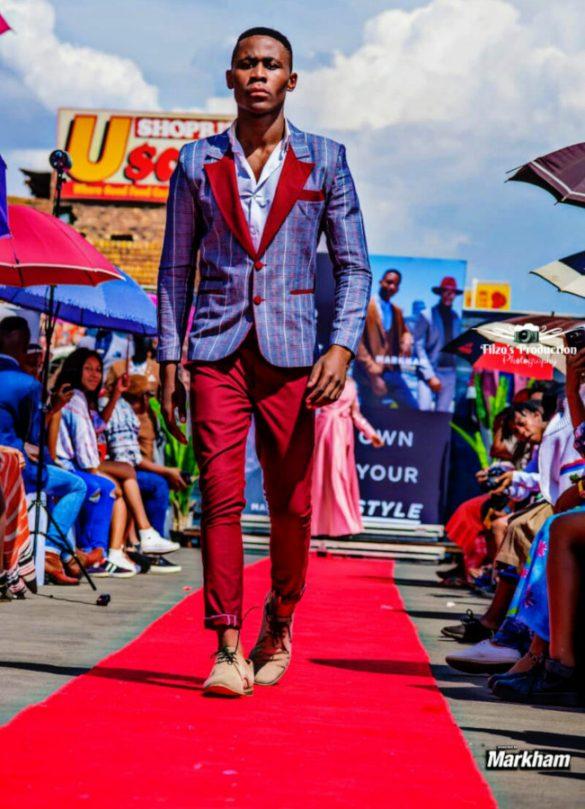 Kwa Thema Fashion Week
