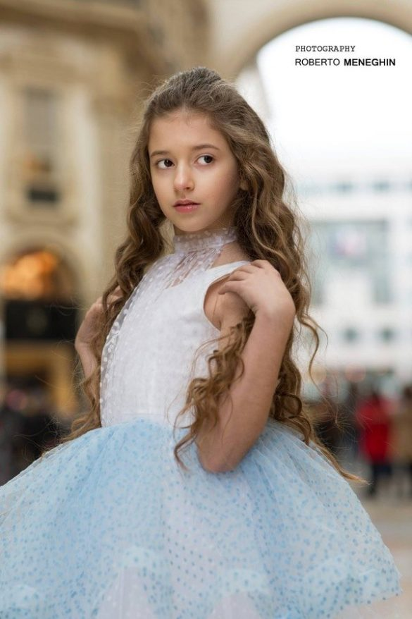 European Kids Fashion Week, second edition in Milano