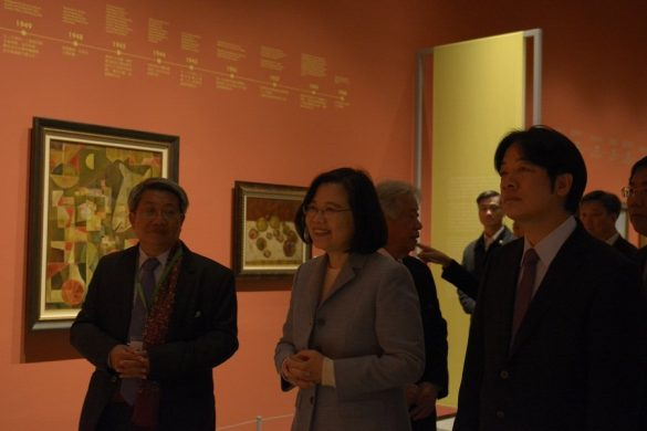 The Opening Ceremony of  TAINAN ART MUSEUM