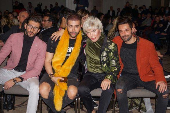 TRIPUDIO DI VIP PER IL MILANO FASHION DAY 2019