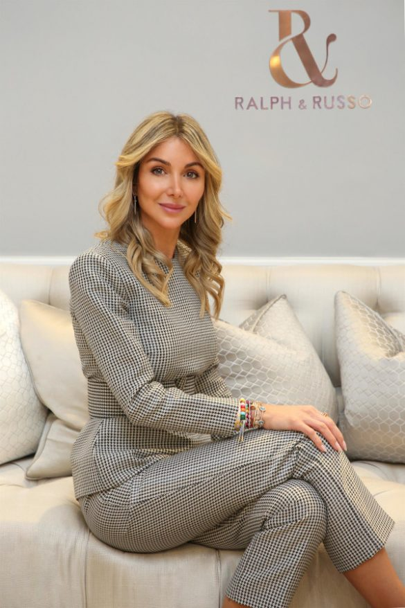 HELEN DAVID JOINS RALPH & RUSSO AS CHIEF GROWTH OFFICER
