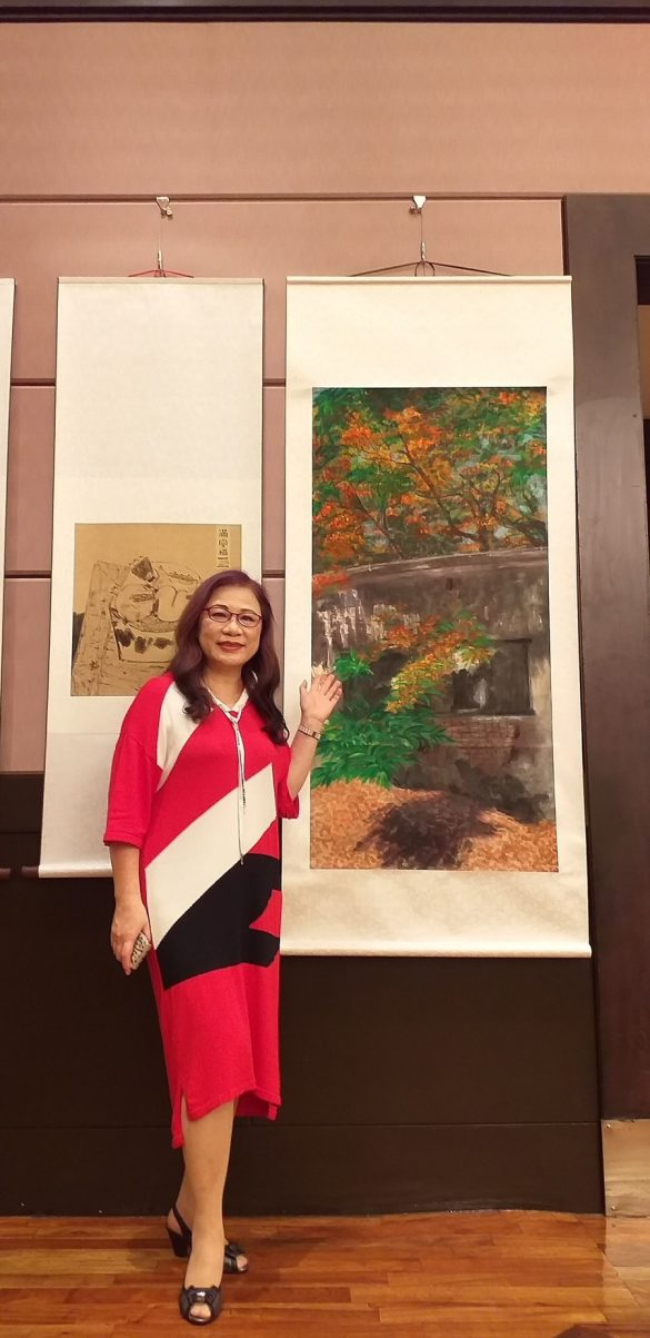 Hong Kong / Macao / Taiwan Association of Artists Exhibition and Charity Sale