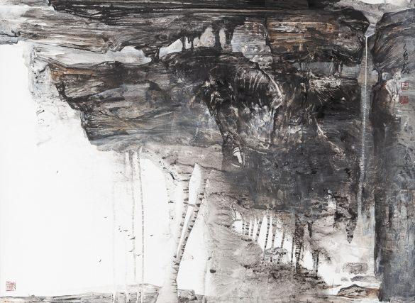 Inner Reflection Paintings by Wang Chun-sheng