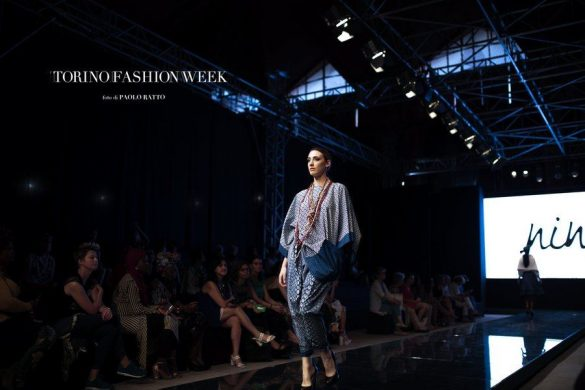 The charm of Torino Fashion Week conquers the East China