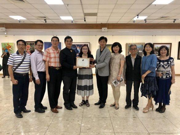 congratulations for master chen chi tsun be the winner