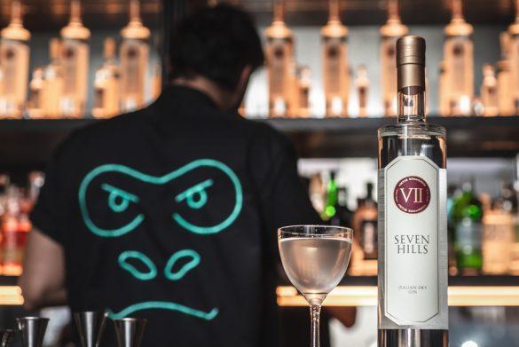 Il cocktail confidential di VII Hills Italian Dry Gin