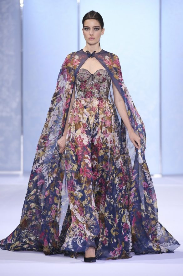 marisa tomei wears ralph & russo couture