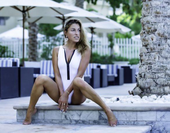 Model Maria Jordan