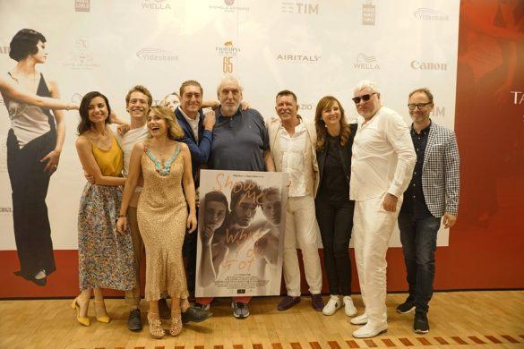 La masterclass e il Taormina Arte Award di Peter Greenaway