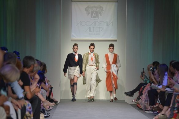 "Accademia Altieri Moda e Arte ""Power of Nature"""