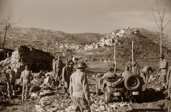 """Memoria Viva"" 1939 – 1945 Cassino"