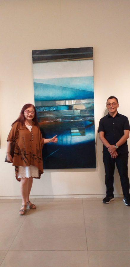 《Entering & free exploration》Lin hsi chun's solo exhibition