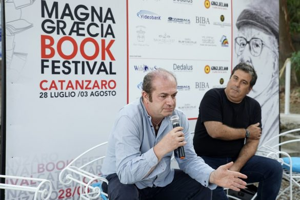 VALERIO MASTANDREA AL MAGNA GRAECIA FILM FESTIVAL