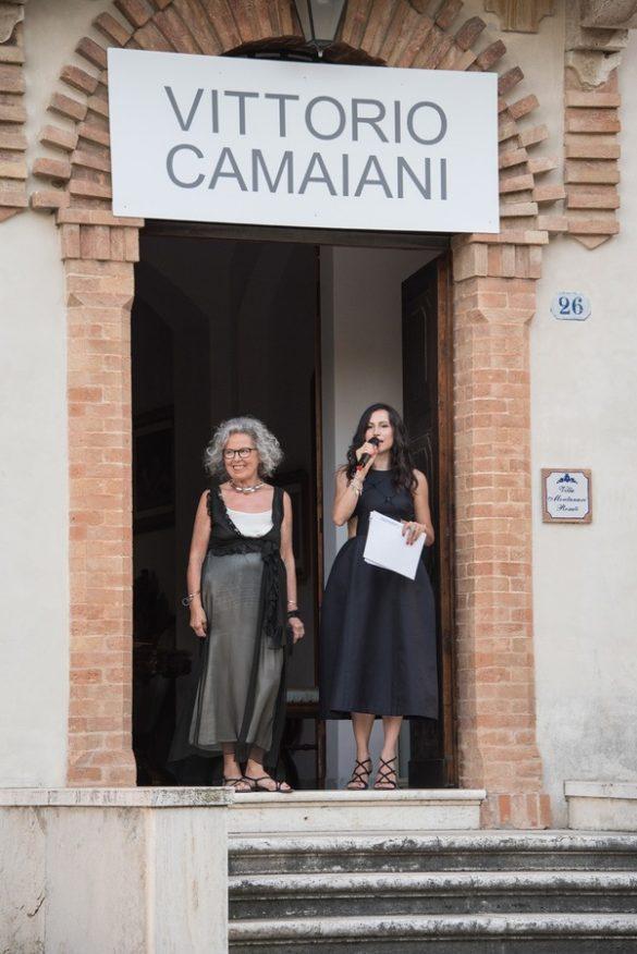 """VITTORIO CAMAIANI Collezione """"DuemilaVenti"""""""